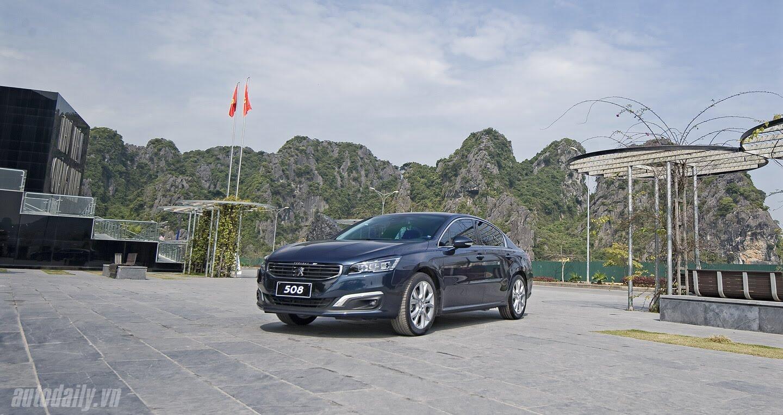 Vì sao Peugeot 508 hấp dẫn khách hàng Việt? - Hình 18