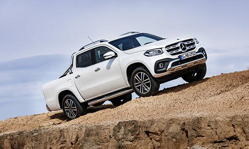 Vì sao xe bán tải của Mercedes không bán ở Mỹ? - Hình 1