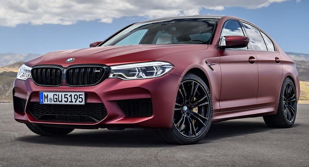 [VIDEO] BMW M5 2018 thể hiện đầy ấn tượng trong Need For Speed Payback - Hình 1