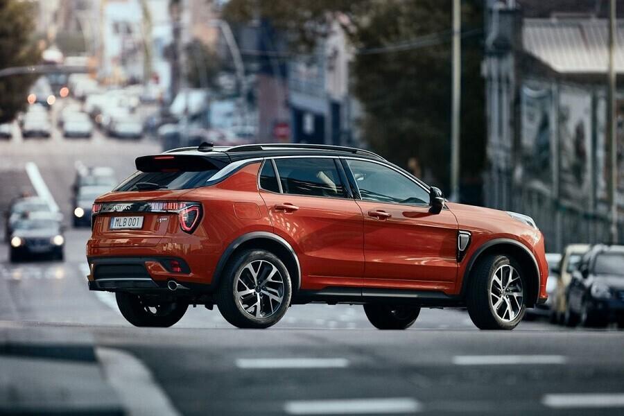 [VIDEO] Lynk & Co O1 - Chiếc Volvo XC40 giá hơn 400 triệu đồng đẹp hơn cả Bim và Mẹc - Hình 3