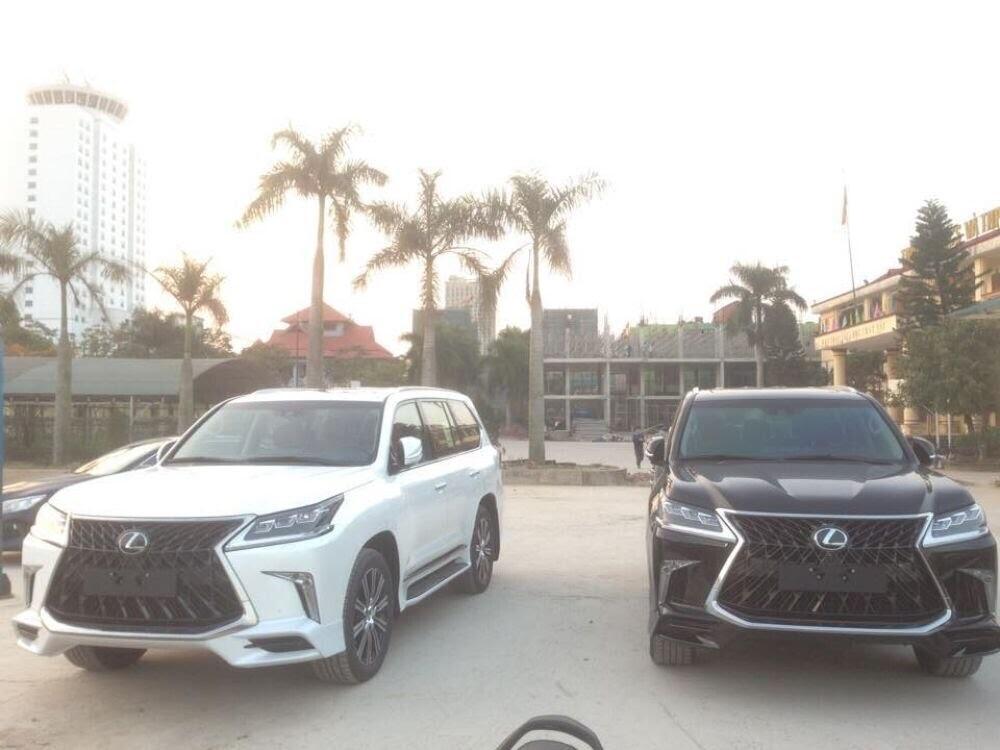 Việt Nam hiện sở hữu 3 chiếc Lexus LX570 Super Sport 2018 - Hình 1