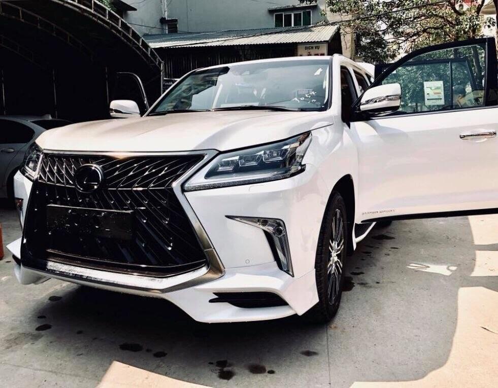 Việt Nam hiện sở hữu 3 chiếc Lexus LX570 Super Sport 2018 - Hình 3