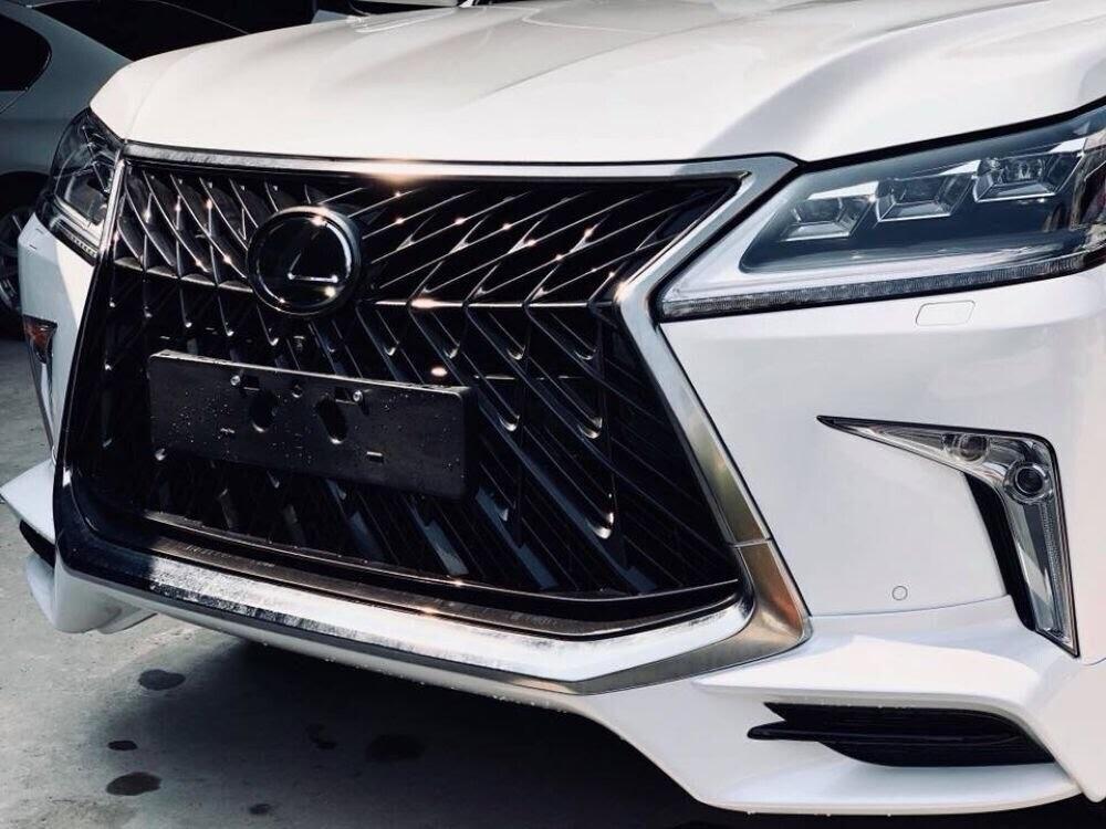 Việt Nam hiện sở hữu 3 chiếc Lexus LX570 Super Sport 2018 - Hình 5