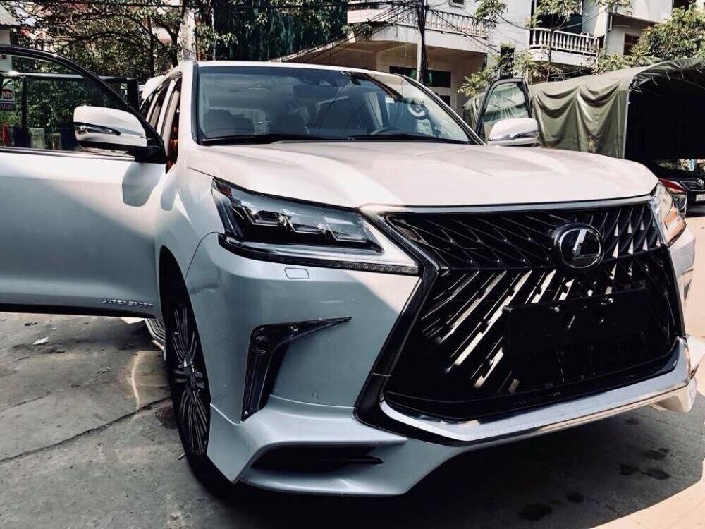Việt Nam hiện sở hữu 3 chiếc Lexus LX570 Super Sport 2018 - Hình 8