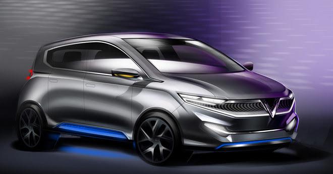 Vinfast công bố 36 mẫu thiết kế xe điện và xe cỡ nhỏ - Hình 1