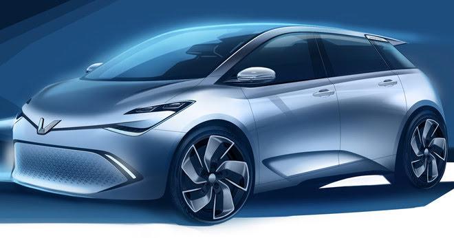 Vinfast công bố 36 mẫu thiết kế xe điện và xe cỡ nhỏ - Hình 2