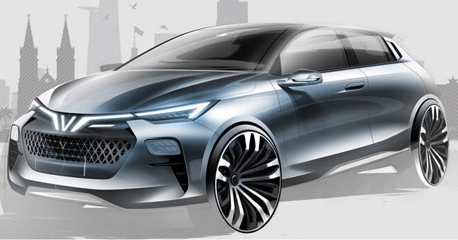 Vinfast công bố 36 mẫu thiết kế xe điện và xe cỡ nhỏ - Hình 3