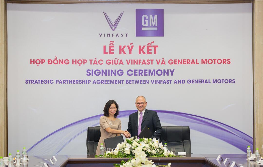 VinFast được gì trong thỏa thuận hợp tác với GM Việt Nam? - Hình 1