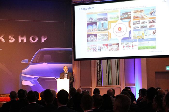 VinFast hợp tác với các nhà cung cấp trên toàn cầu - Hình 1