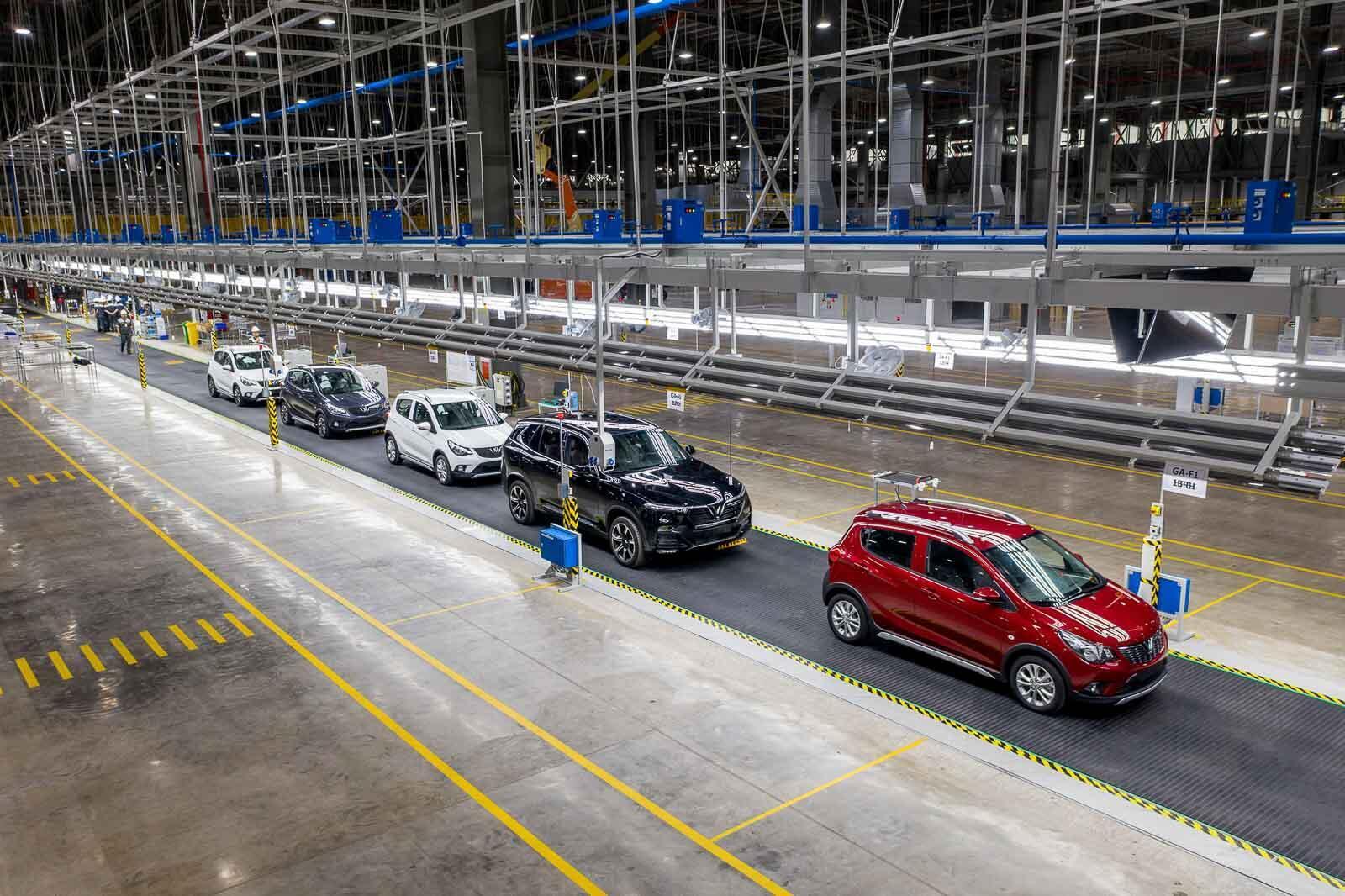 VinFast và hành trình 21 tháng xây dựng nhà máy ô tô Việt Nam đầu tiên - Hình 4