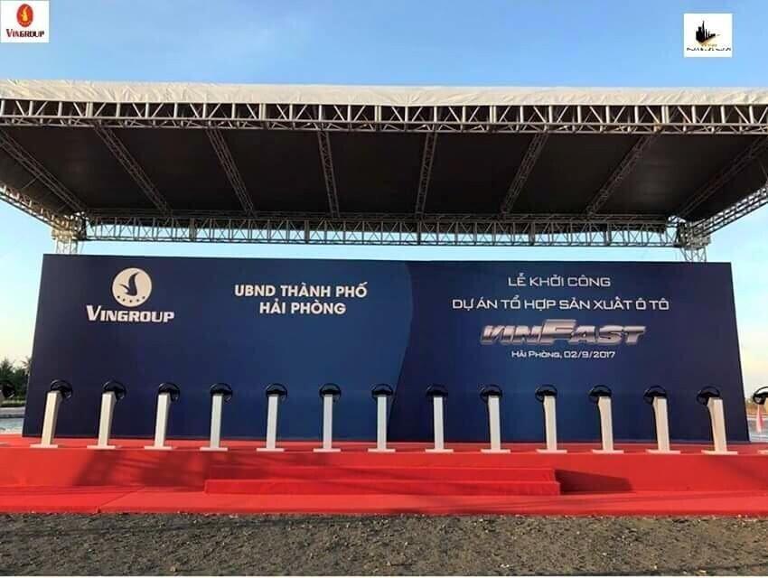 Vingroup công bố sản xuất ô tô, xe máy tiêu chuẩn châu âu – VINFAST - Hình 8