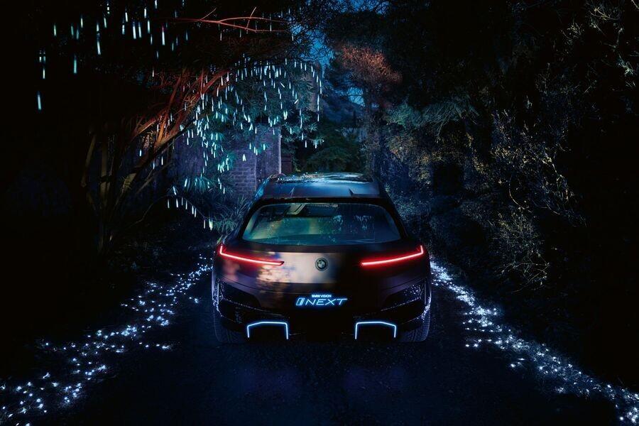 Vison iNext concept - SUV điện tương lai của BMW chính thức được vén màn - Hình 7