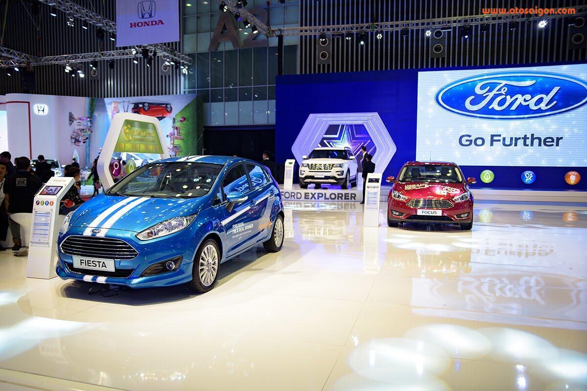 [VMS 2017] 150.000 khách tham quan triển lãm Vietnam Motor Show - Hình 3