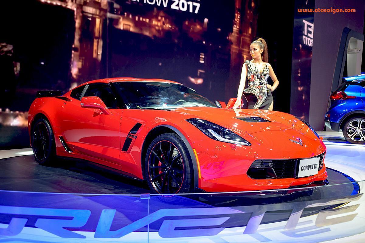 [VMS 2017] 150.000 khách tham quan triển lãm Vietnam Motor Show - Hình 10