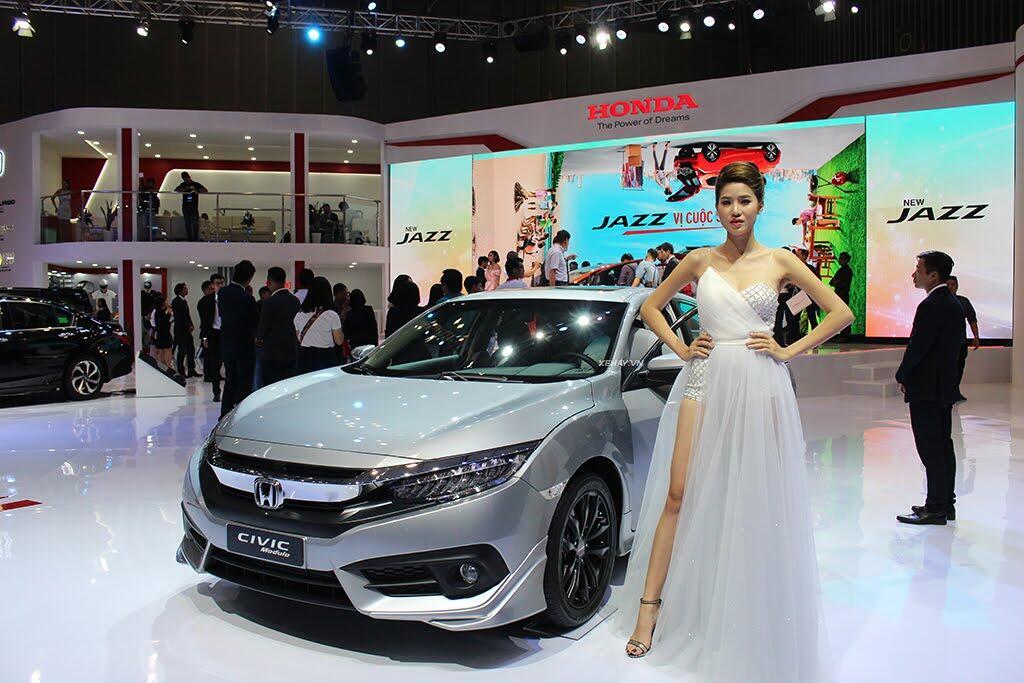 [VMS 2017] Điểm danh những gương mặt nổi bật của Honda Việt Nam - Hình 1