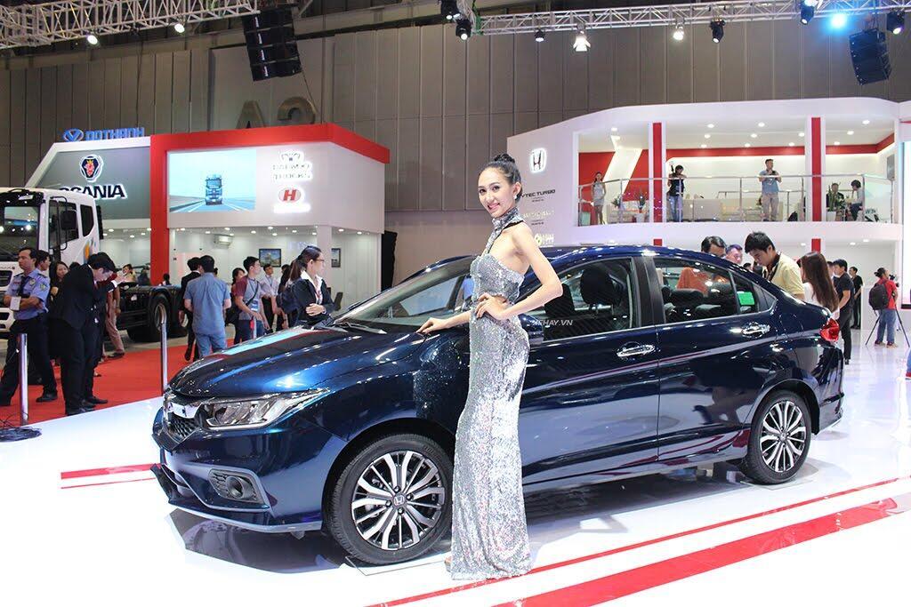 [VMS 2017] Điểm danh những gương mặt nổi bật của Honda Việt Nam - Hình 2