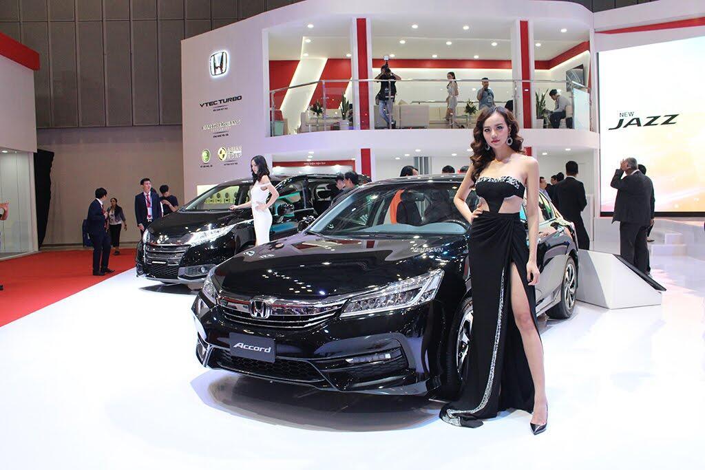 [VMS 2017] Điểm danh những gương mặt nổi bật của Honda Việt Nam - Hình 3