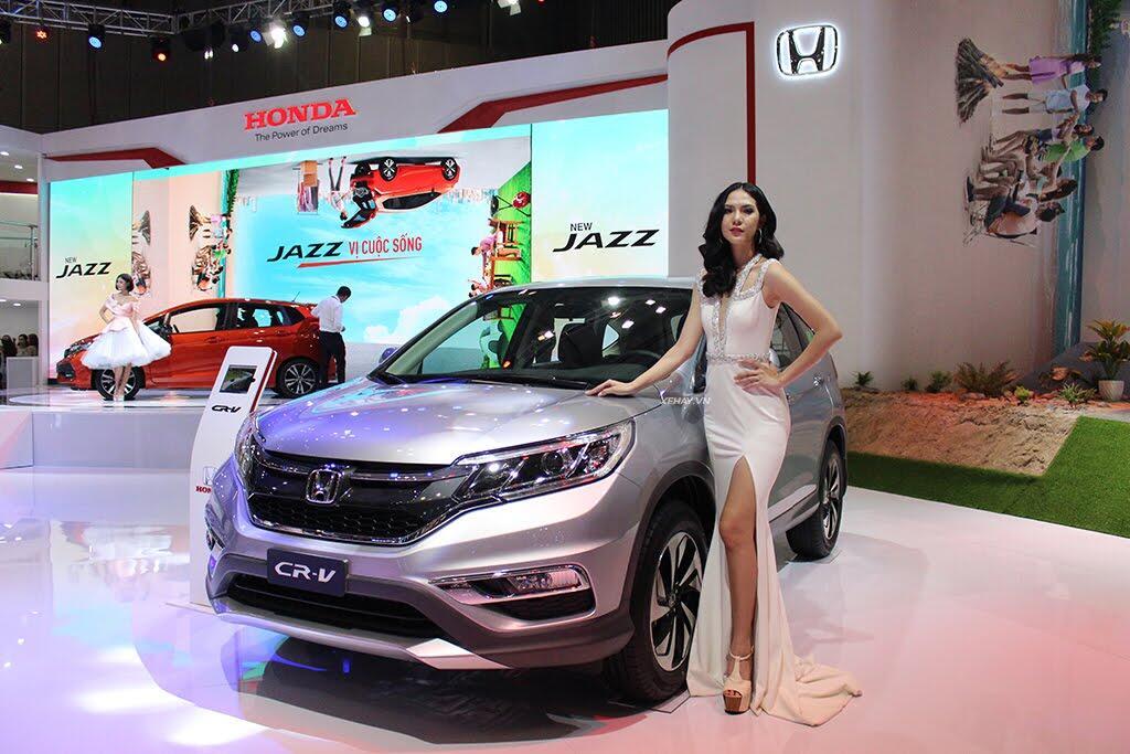 [VMS 2017] Điểm danh những gương mặt nổi bật của Honda Việt Nam - Hình 4
