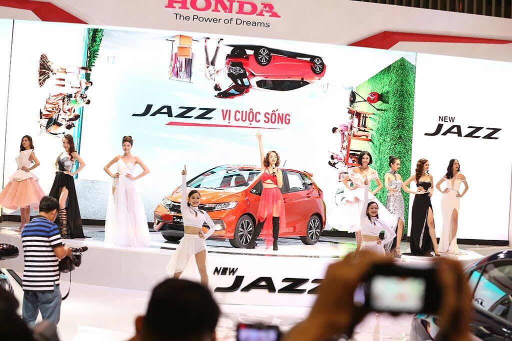 [VMS 2017] Điểm danh những gương mặt nổi bật của Honda Việt Nam - Hình 5