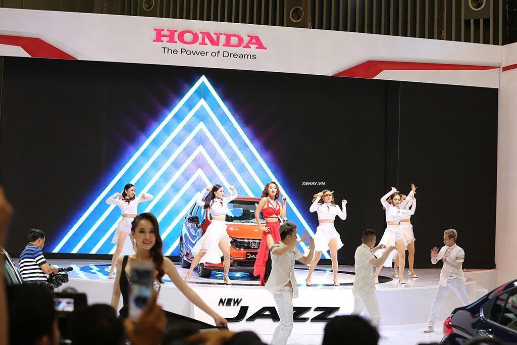 [VMS 2017] Điểm danh những gương mặt nổi bật của Honda Việt Nam - Hình 6