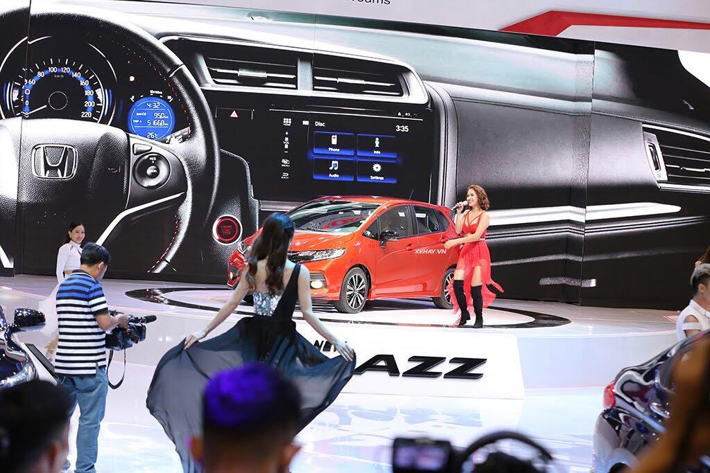 [VMS 2017] Điểm danh những gương mặt nổi bật của Honda Việt Nam - Hình 7