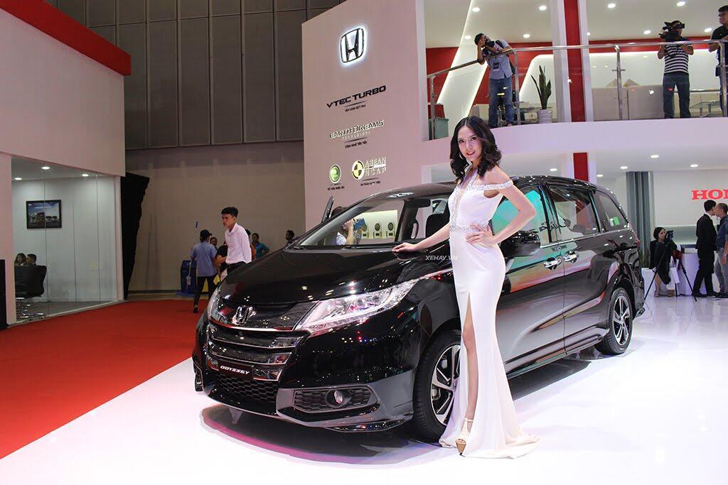 [VMS 2017] Điểm danh những gương mặt nổi bật của Honda Việt Nam - Hình 8
