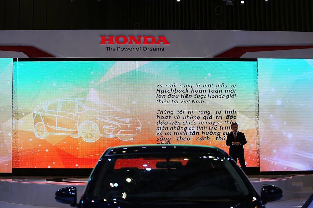 [VMS 2017] Điểm danh những gương mặt nổi bật của Honda Việt Nam - Hình 9