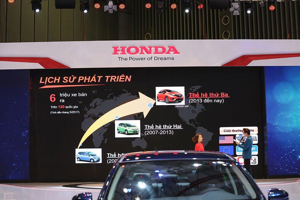 [VMS 2017] Điểm danh những gương mặt nổi bật của Honda Việt Nam - Hình 10