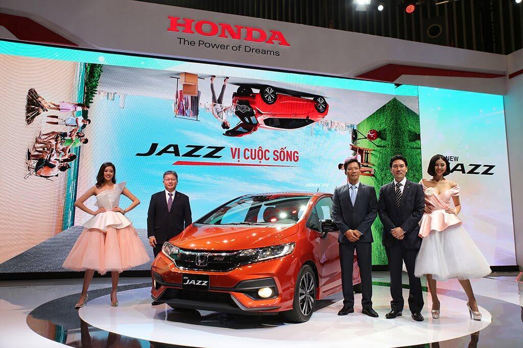 [VMS 2017] Điểm danh những gương mặt nổi bật của Honda Việt Nam - Hình 12