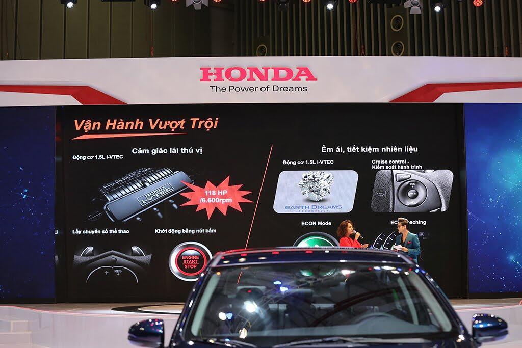 [VMS 2017] Điểm danh những gương mặt nổi bật của Honda Việt Nam - Hình 18
