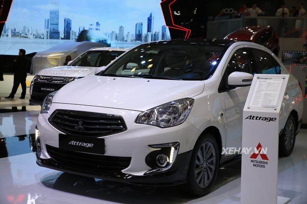 [VMS 2017] Điểm mặt các mẫu xe của Mitsubishi tại Triển lãm Ô tô Việt Nam 2017 - Hình 10
