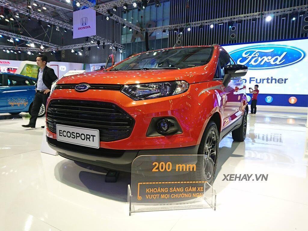 [VMS 2017] Ford Việt Nam sẽ chinh phục khách hàng bằng các dòng sản phẩm thông minh, tiên tiến - Hình 2
