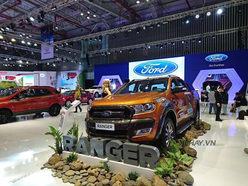 [VMS 2017] Ford Việt Nam sẽ chinh phục khách hàng bằng các dòng sản phẩm thông minh, tiên tiến - Hình 3