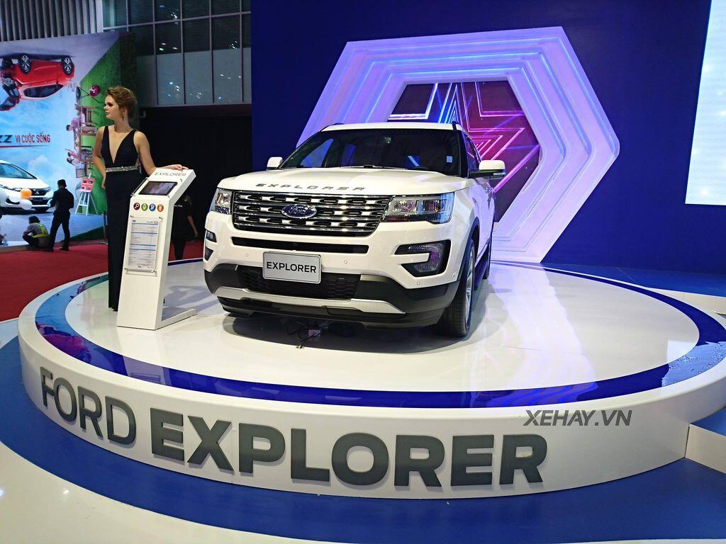 [VMS 2017] Ford Việt Nam sẽ chinh phục khách hàng bằng các dòng sản phẩm thông minh, tiên tiến - Hình 4