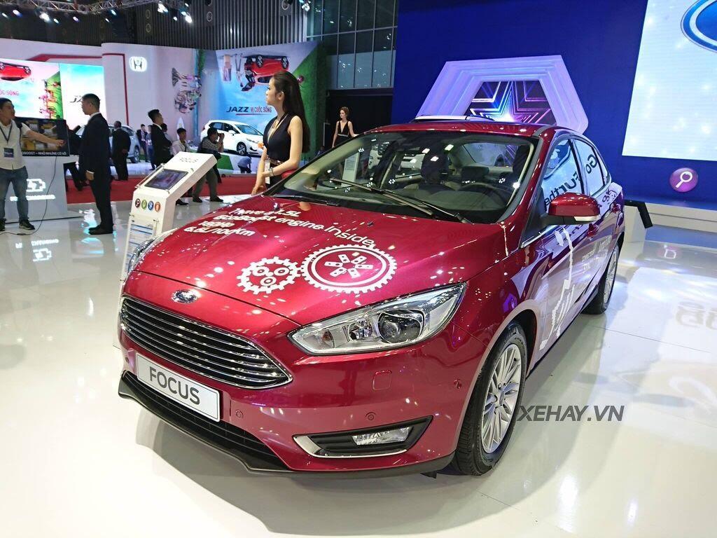 [VMS 2017] Ford Việt Nam sẽ chinh phục khách hàng bằng các dòng sản phẩm thông minh, tiên tiến - Hình 5