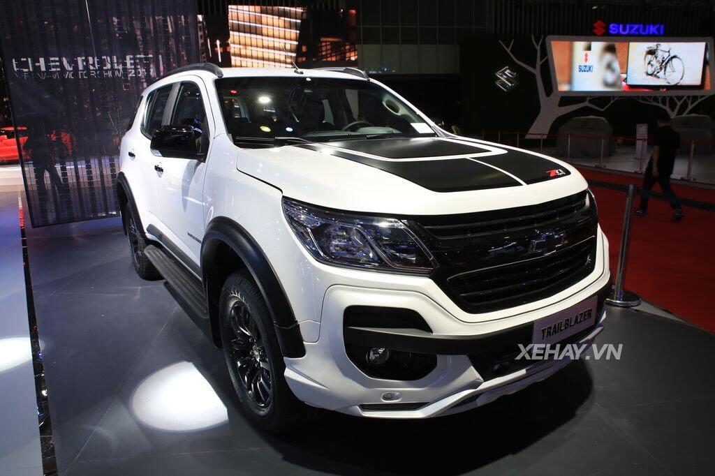 [VMS 2017] Hai mẫu xe đáng chú ý của Chevrolet tại Triển lãm Ô tô Việt Nam 2017 - Hình 1