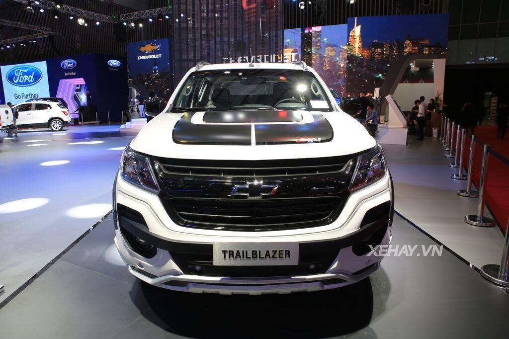 [VMS 2017] Hai mẫu xe đáng chú ý của Chevrolet tại Triển lãm Ô tô Việt Nam 2017 - Hình 2