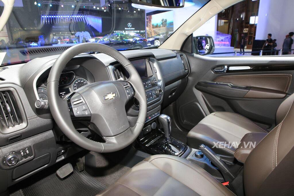 [VMS 2017] Hai mẫu xe đáng chú ý của Chevrolet tại Triển lãm Ô tô Việt Nam 2017 - Hình 3
