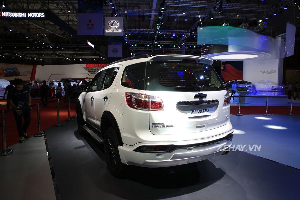 [VMS 2017] Hai mẫu xe đáng chú ý của Chevrolet tại Triển lãm Ô tô Việt Nam 2017 - Hình 5