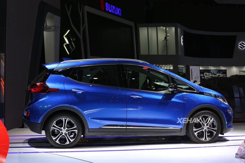 [VMS 2017] Hai mẫu xe đáng chú ý của Chevrolet tại Triển lãm Ô tô Việt Nam 2017 - Hình 12