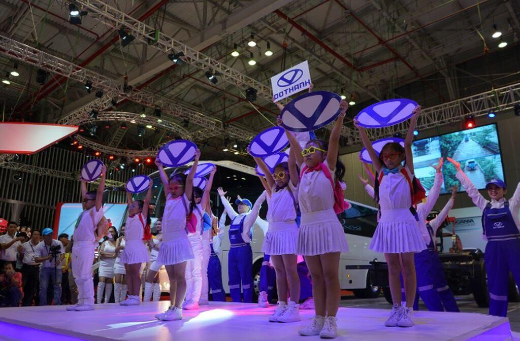 [VMS 2017] Hơn 80 mẫu xe đã có mặt tại Triển lãm Ô tô Việt Nam lần thứ 13 - Hình 4