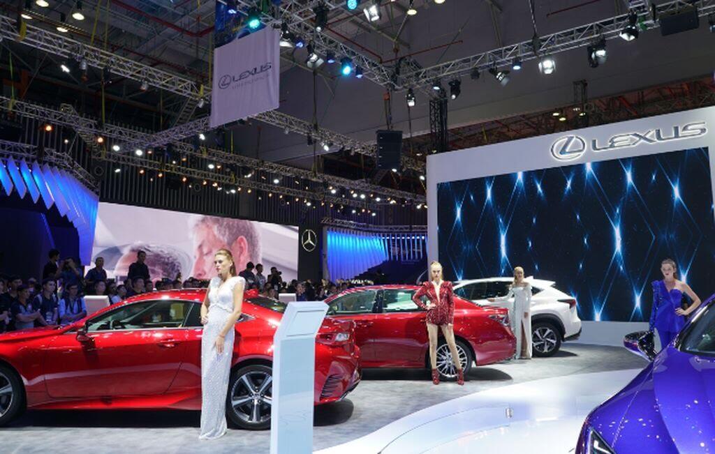 [VMS 2017] Hơn 80 mẫu xe đã có mặt tại Triển lãm Ô tô Việt Nam lần thứ 13 - Hình 8