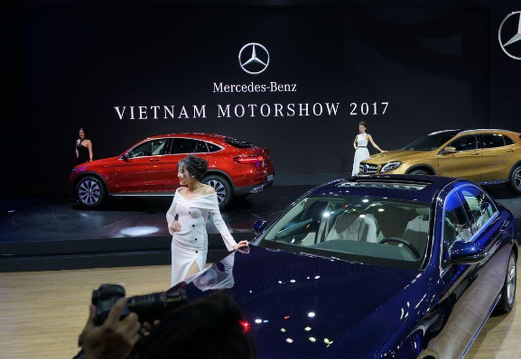 [VMS 2017] Hơn 80 mẫu xe đã có mặt tại Triển lãm Ô tô Việt Nam lần thứ 13 - Hình 9
