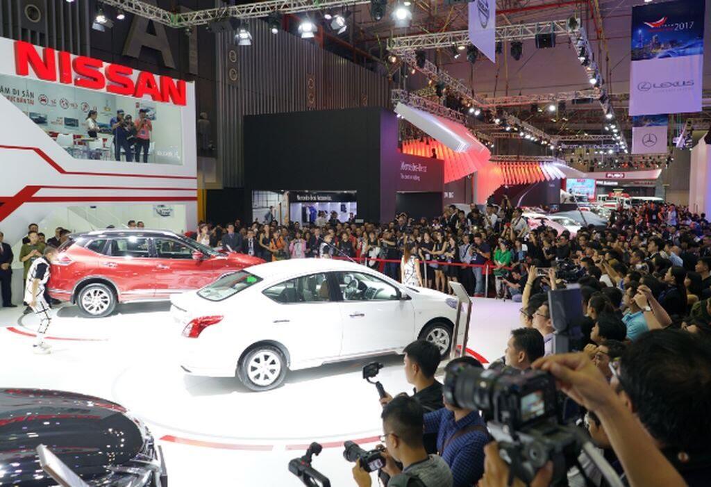 [VMS 2017] Hơn 80 mẫu xe đã có mặt tại Triển lãm Ô tô Việt Nam lần thứ 13 - Hình 11