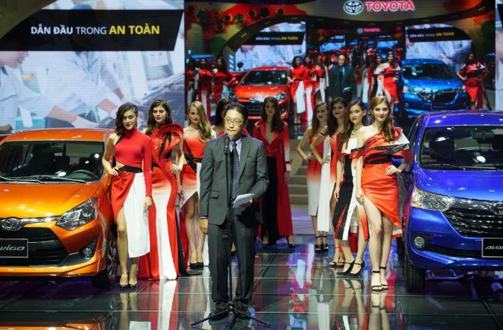 [VMS 2017] Hơn 80 mẫu xe đã có mặt tại Triển lãm Ô tô Việt Nam lần thứ 13 - Hình 13