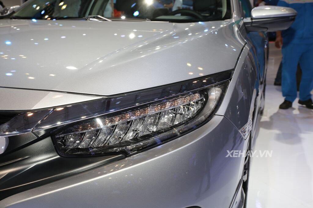[VMS 2017] Honda Civic Turbo nổi bật nhờ gói độ chính hãng Modulo - Hình 4