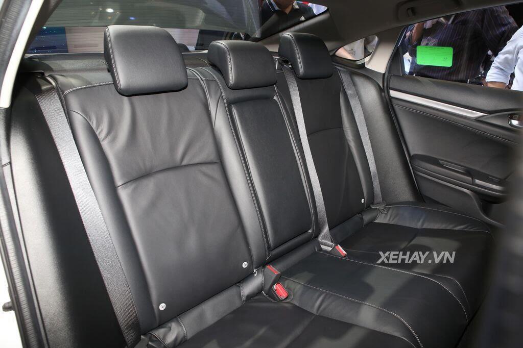 [VMS 2017] Honda Civic Turbo nổi bật nhờ gói độ chính hãng Modulo - Hình 6