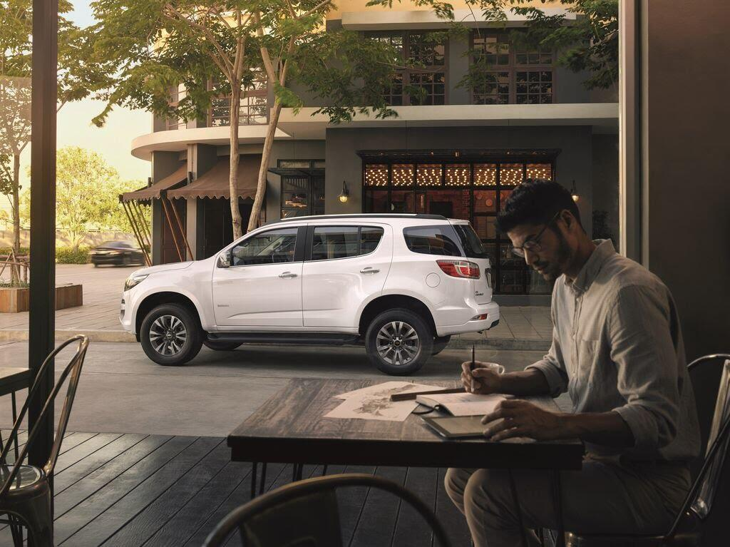 [VMS 2017] Khám phá gian hàng Chevrolet tại Triển lãm Ô tô Việt Nam lần thứ 13 - Hình 5