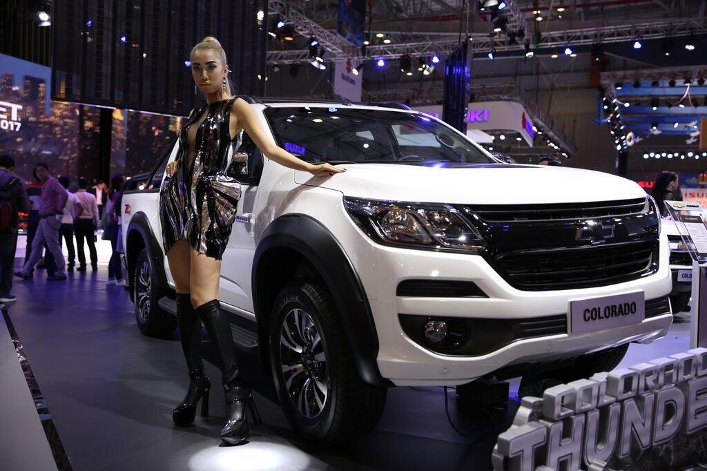 [VMS 2017] Khám phá gian hàng Chevrolet tại Triển lãm Ô tô Việt Nam lần thứ 13 - Hình 6