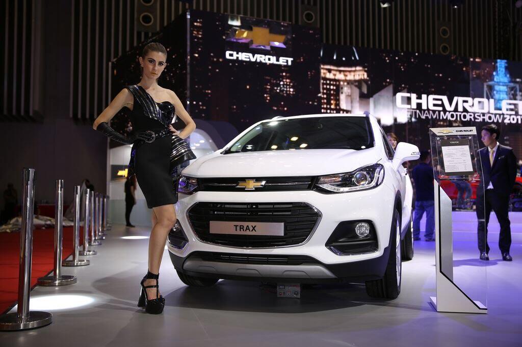 [VMS 2017] Khám phá gian hàng Chevrolet tại Triển lãm Ô tô Việt Nam lần thứ 13 - Hình 7